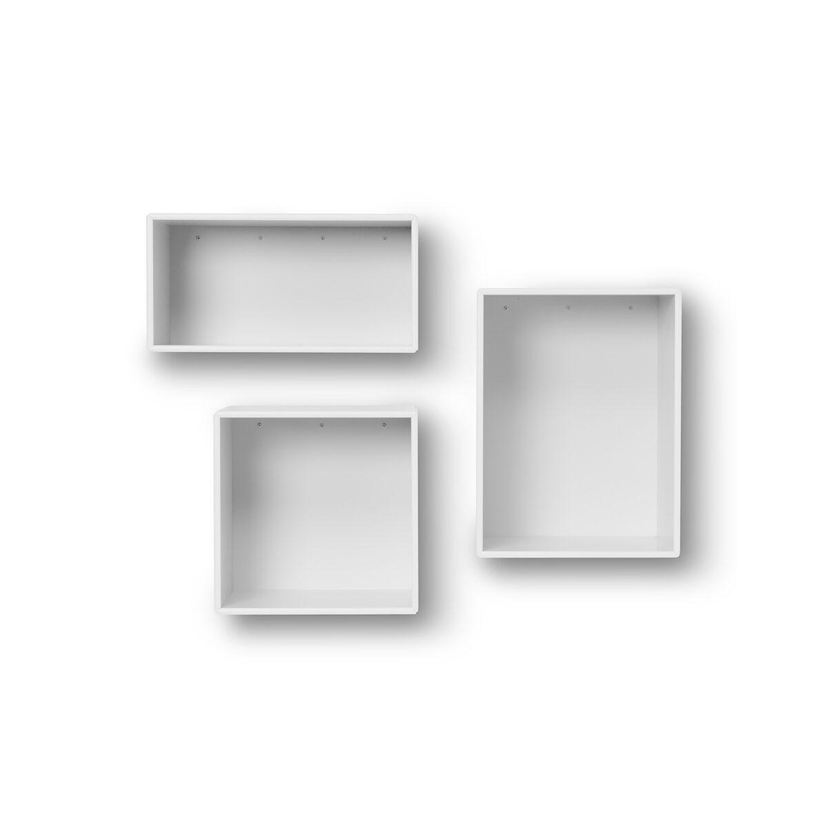 Montana Compose New White Glashuset Malmo