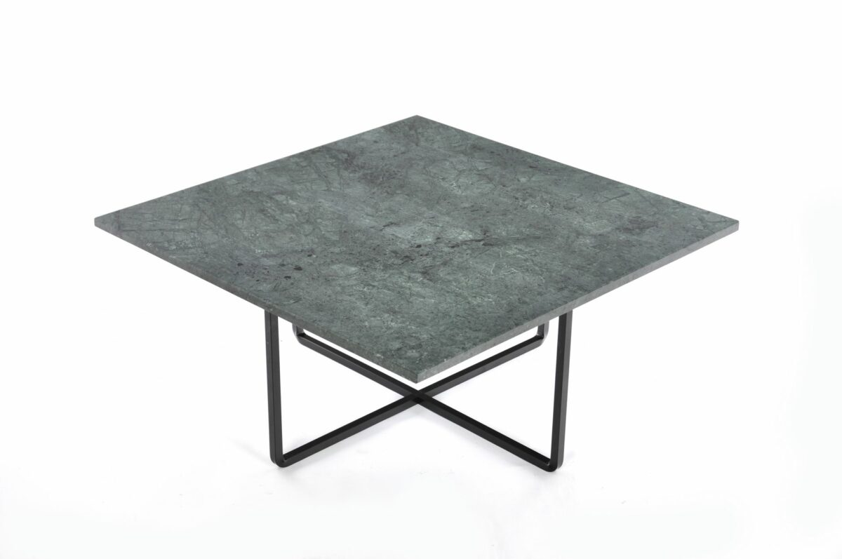 Ninety 80x80 Green Indio black frame