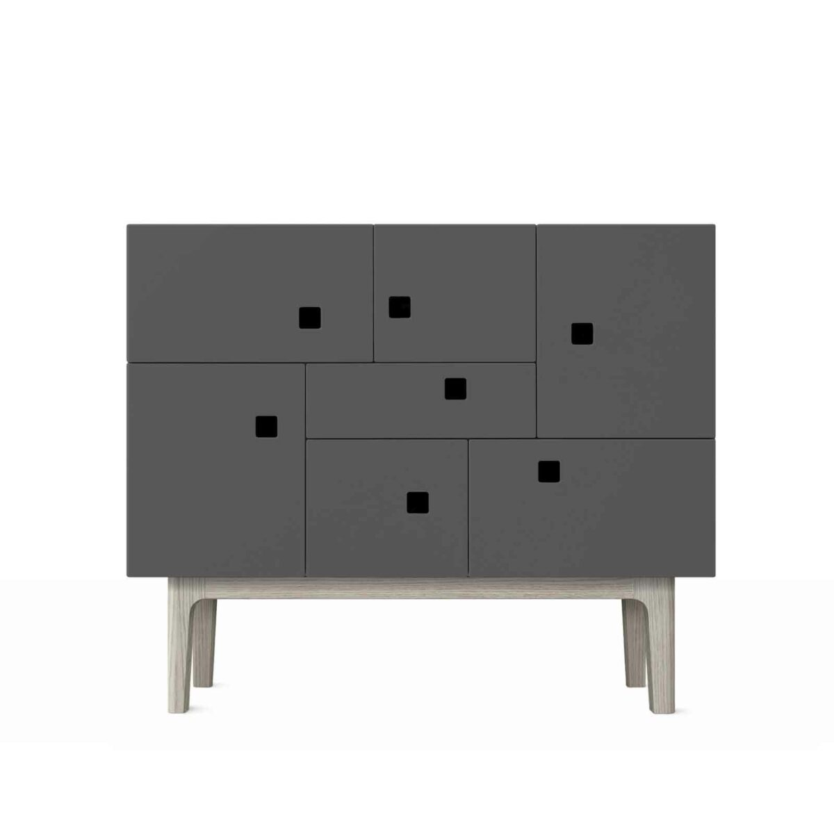 PEEP C1 grey oakbase