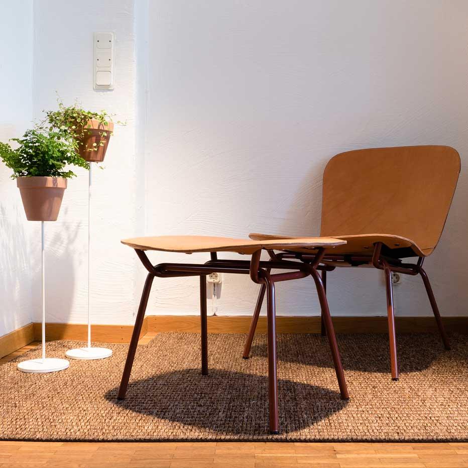 hammock lounge stol