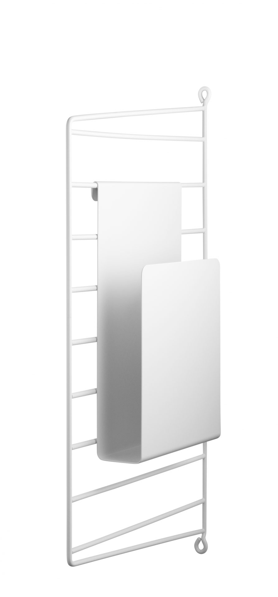 product magazineholder white portrait
