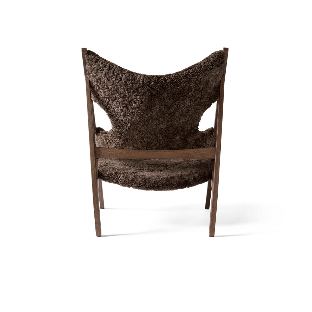9680939 Knitting Lounge Chair Dark Stained Oak Drake 22 Back 1