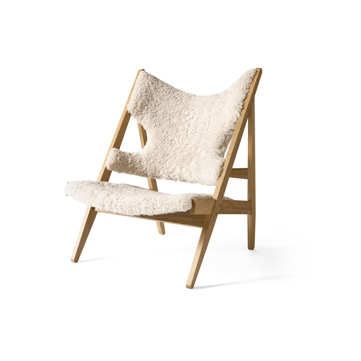 9681649 Knitting Lounge Chair Natural Oak Moonlight 21 Angle 1