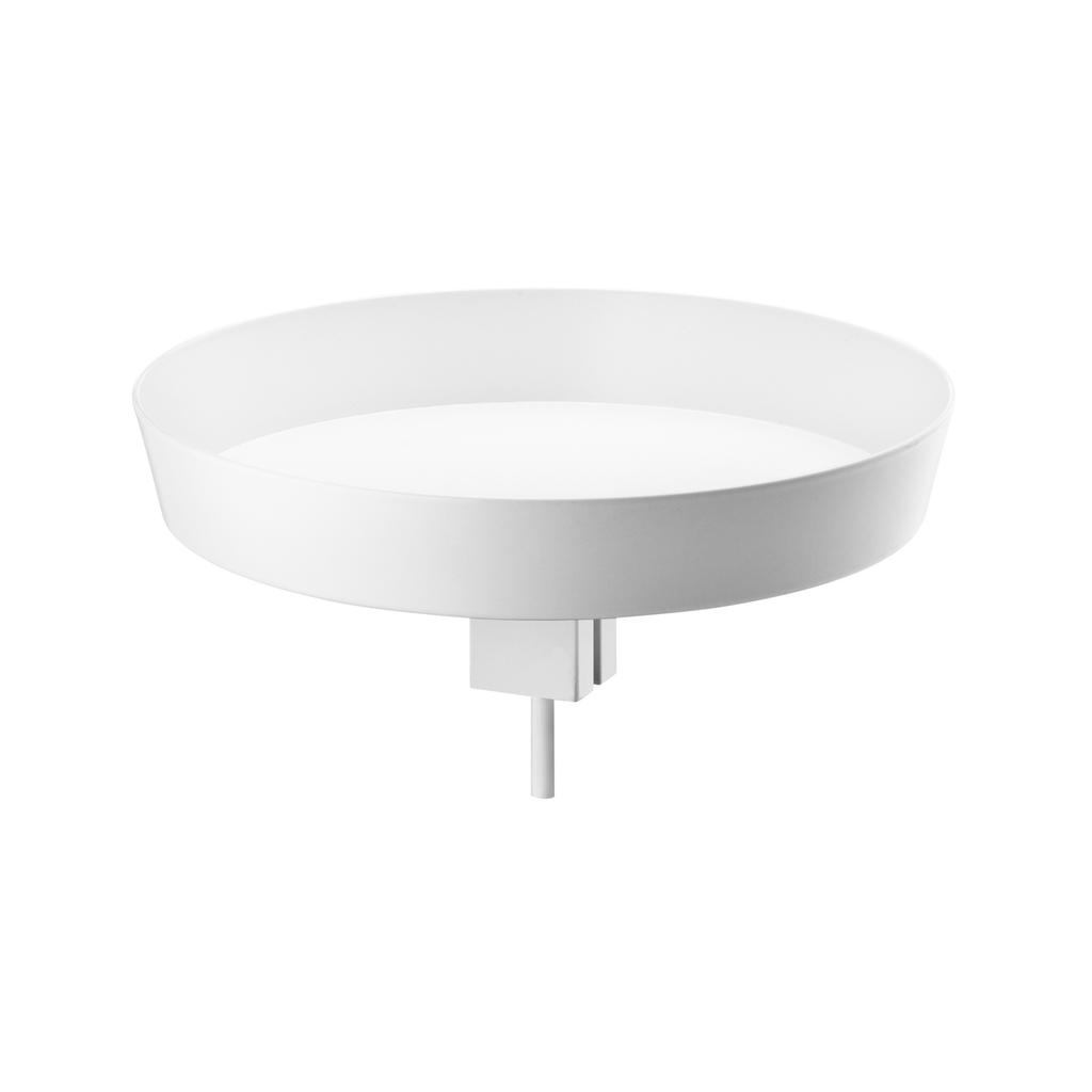 product bowl aluminum white landscape medium