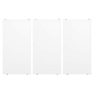 product shelf white 58x30 portrait large 3pack 1