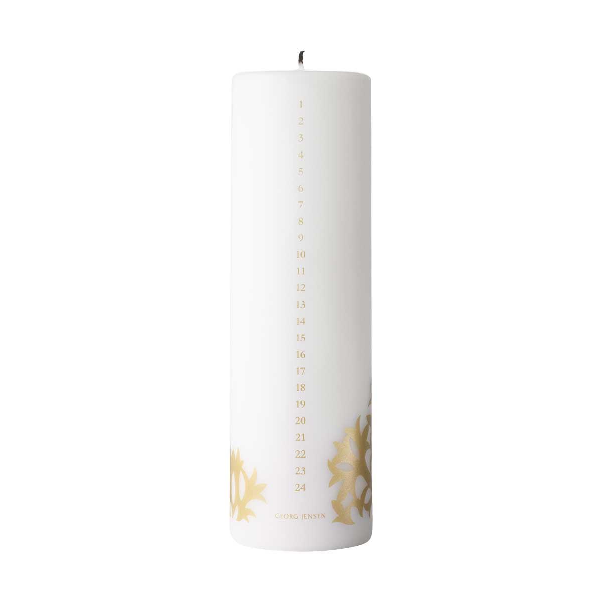 pack 10017722 cc 2020 calendar candle gold