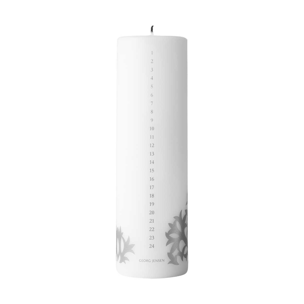 pack 10017723 cc 2020 calendar candle silver