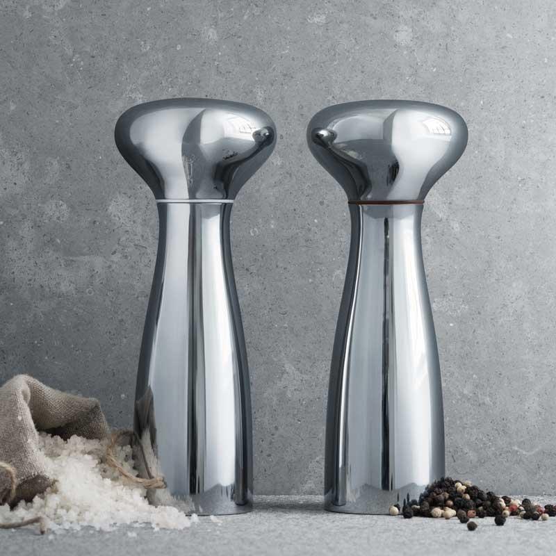 pack 3585669 ALFREDO salt and pepper stainless steel