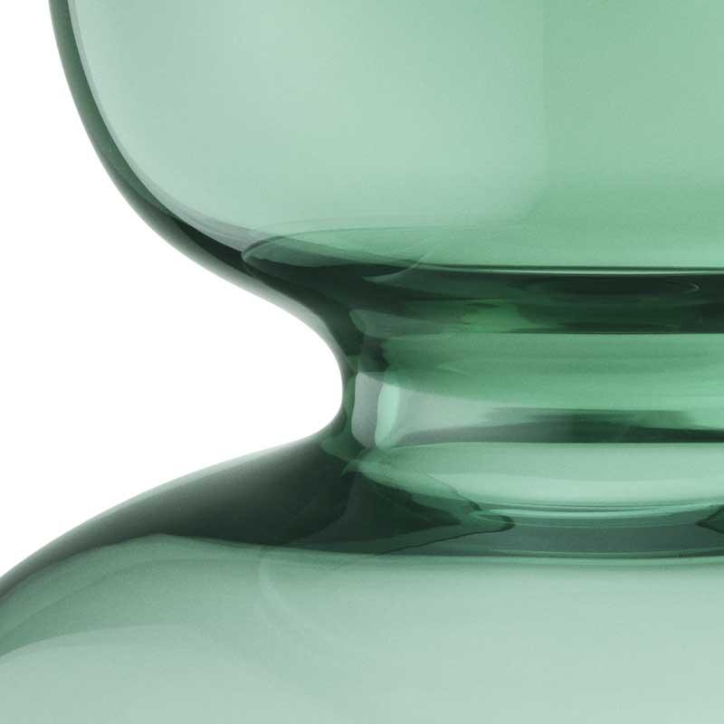 pack 3586198 ALFREDO vase light green detail 2