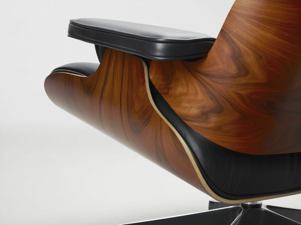 vitra lounge chair detail2