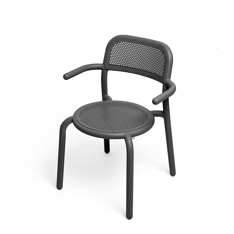 8719773029898 FATBOY Toni armchair anthracite JPG