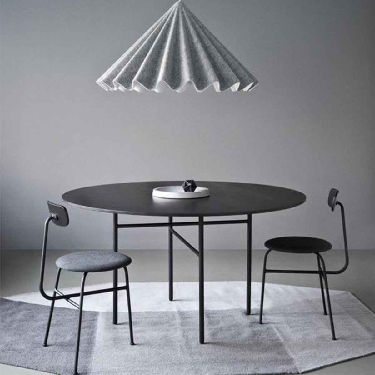 Snaregade Dining Table, Round Ø120cm Environment