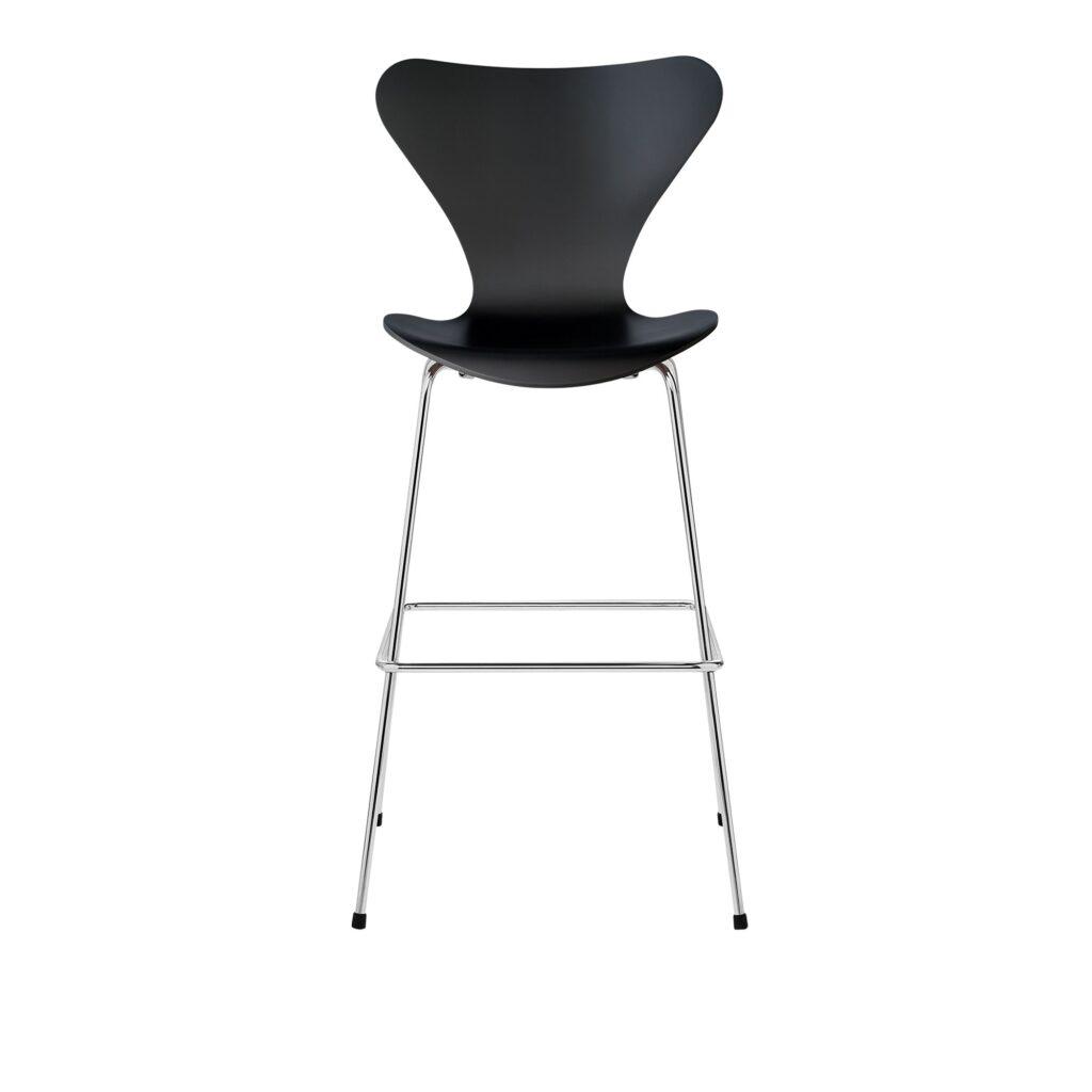 fritz-3187-barstol-svart-lackad