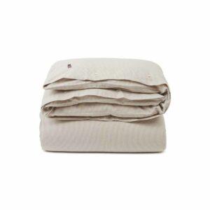 lexington-striped-organic-cotton-flannel-duvet-cover